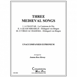 Various - Three Medieval Songs
