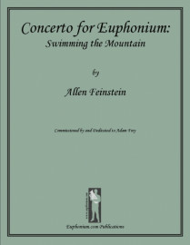 Feinstein, Allen - Concerto for Euphonium