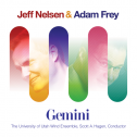 Frey, Adam/Nelson, Jeff - Gemini CD