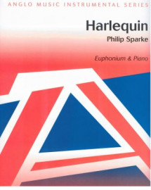Sparke - Harlequin with Wind Band
