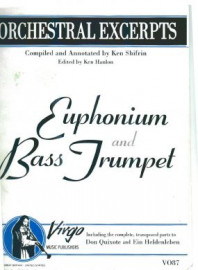 Orchestral Excerpts for Euphonium and Bass Trumpet